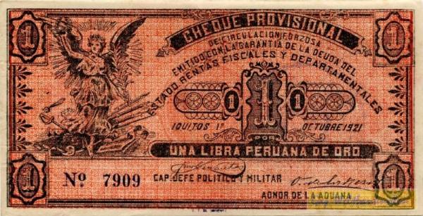 1.10.21, ohne Serie - (Sie sehen ein Musterbild, nicht die angebotene Banknote)