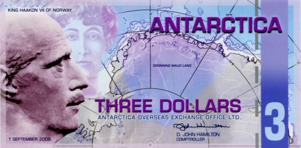 1.9.08, Plastik - (Sie sehen ein Musterbild, nicht die angebotene Banknote)