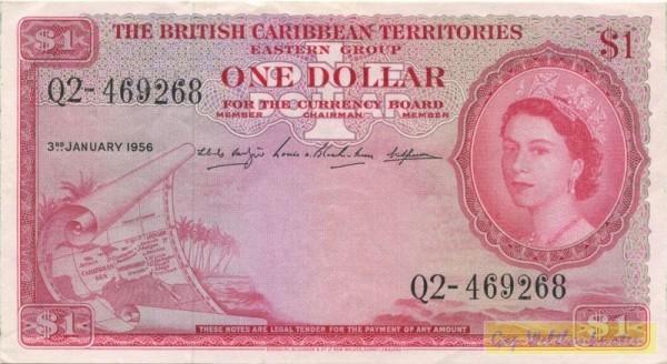 3.1.56 - (Sie sehen ein Musterbild, nicht die angebotene Banknote)