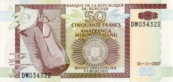1.11.07 - (Sie sehen ein Musterbild, nicht die angebotene Banknote)
