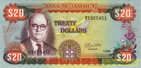 1.10.79, Us. 5 - (Sie sehen ein Musterbild, nicht die angebotene Banknote)