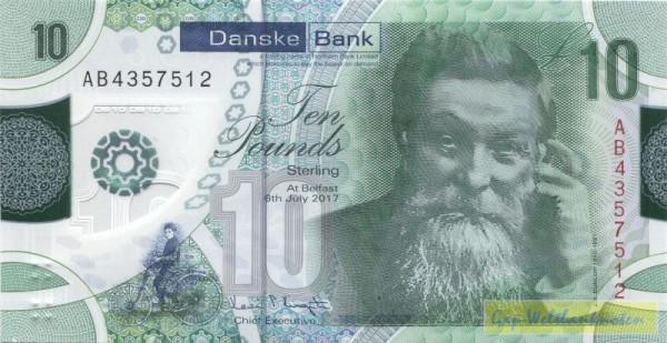 6.7.17 - (Sie sehen ein Musterbild, nicht die angebotene Banknote)