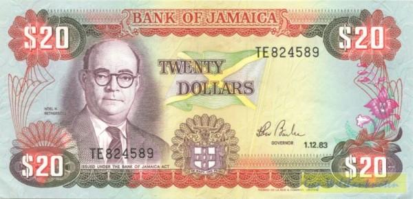 1.12.83 - (Sie sehen ein Musterbild, nicht die angebotene Banknote)