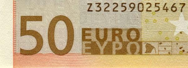 T026,033 - (Sie sehen ein Musterbild, nicht die angebotene Banknote)