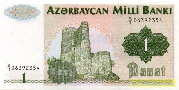 oliv - (Sie sehen ein Musterbild, nicht die angebotene Banknote)