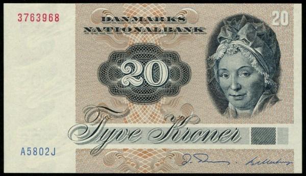 80A5 - (Sie sehen ein Musterbild, nicht die angebotene Banknote)