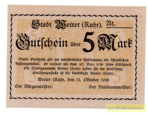 12.10.19, o.KN - (Sie sehen ein Musterbild, nicht die angebotene Banknote)