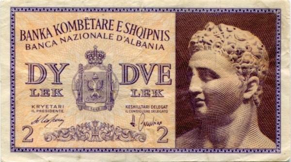 (1944) - (Sie sehen ein Musterbild, nicht die angebotene Banknote)