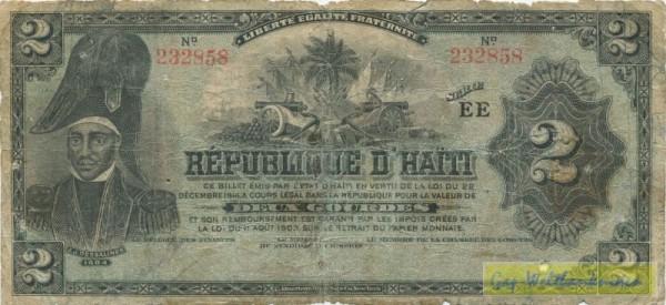 L1914 - (Sie sehen ein Musterbild, nicht die angebotene Banknote)