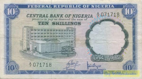 GENERAL MANAGER - (Sie sehen ein Musterbild, nicht die angebotene Banknote)