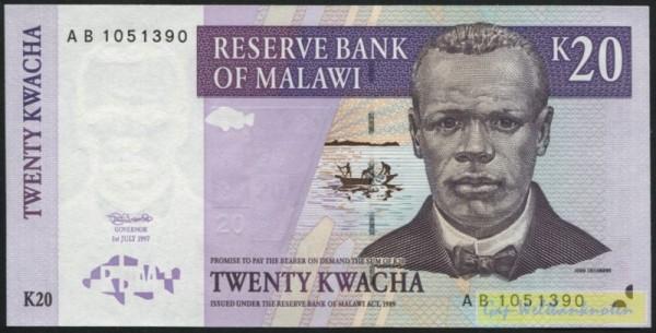 1.7.97, KN 2,5 mm - (Sie sehen ein Musterbild, nicht die angebotene Banknote)