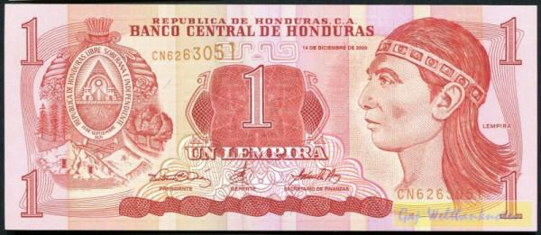 14.12.00 - (Sie sehen ein Musterbild, nicht die angebotene Banknote)