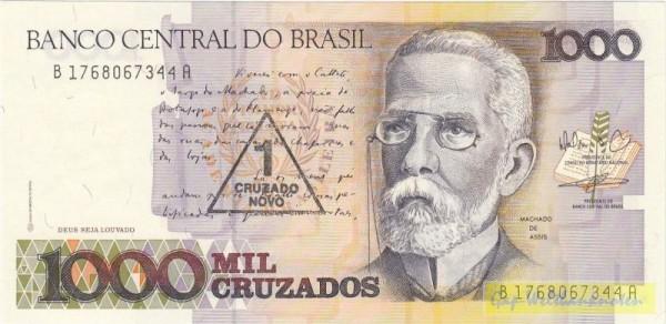 Us. 26, S. 1618-1792 - (Sie sehen ein Musterbild, nicht die angebotene Banknote)