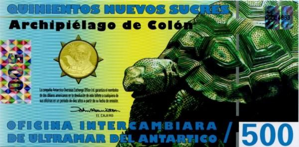 12.2.09, WZ blau, Plastik - (Sie sehen ein Musterbild, nicht die angebotene Banknote)