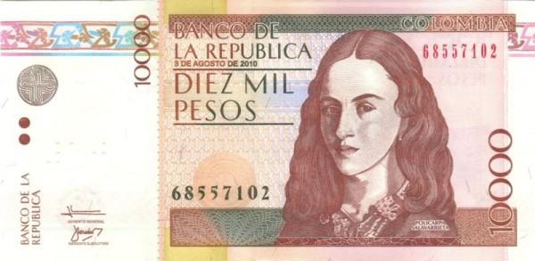 3.8.10 - (Sie sehen ein Musterbild, nicht die angebotene Banknote)