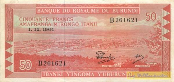 1.10.64 - (Sie sehen ein Musterbild, nicht die angebotene Banknote)
