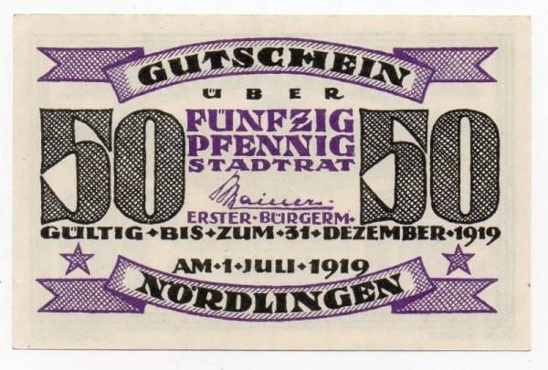 1.7.19 - 31.12.19 - (Sie sehen ein Musterbild, nicht die angebotene Banknote)