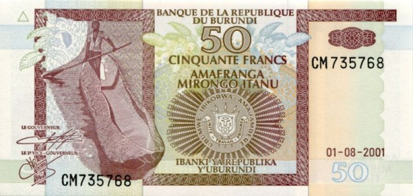 1.8.01 - (Sie sehen ein Musterbild, nicht die angebotene Banknote)