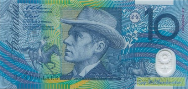 rote KN - (Sie sehen ein Musterbild, nicht die angebotene Banknote)