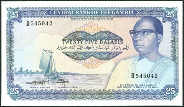 Us. 9 - (Sie sehen ein Musterbild, nicht die angebotene Banknote)