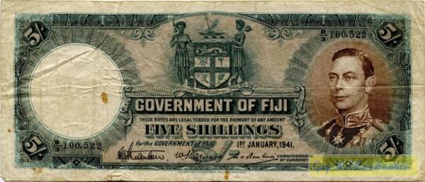 1.1.41 - (Sie sehen ein Musterbild, nicht die angebotene Banknote)
