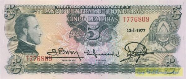 24.10.74 - (Sie sehen ein Musterbild, nicht die angebotene Banknote)