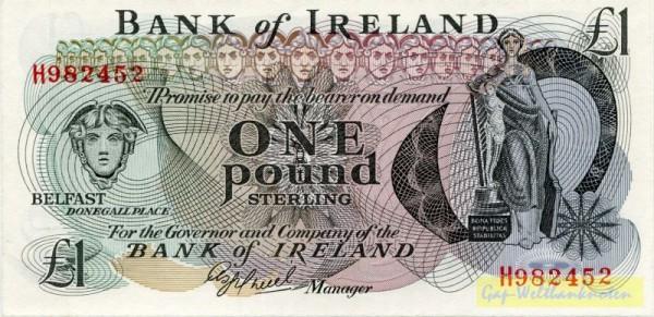 ONeill - (Sie sehen ein Musterbild, nicht die angebotene Banknote)