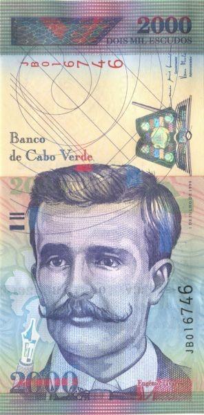 1.7.99 - (Sie sehen ein Musterbild, nicht die angebotene Banknote)