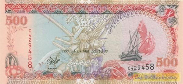 1996 - (Sie sehen ein Musterbild, nicht die angebotene Banknote)
