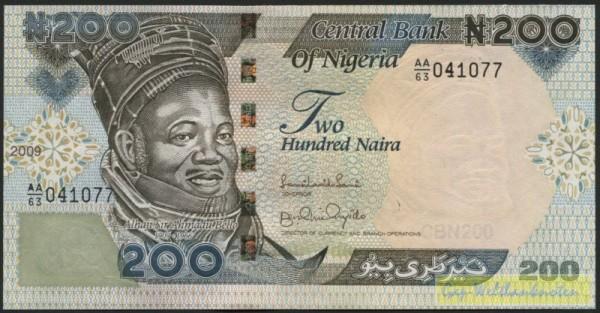 Us. 15, 2009 - (Sie sehen ein Musterbild, nicht die angebotene Banknote)