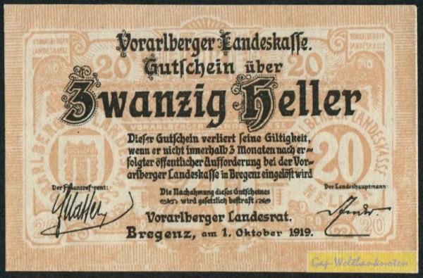 1.10.19 - (Sie sehen ein Musterbild, nicht die angebotene Banknote)