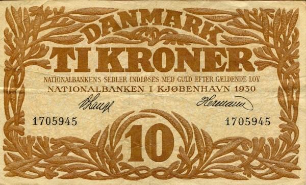 1930, ohne Buchstabe