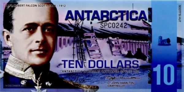 14.12.11, Plastik - (Sie sehen ein Musterbild, nicht die angebotene Banknote)