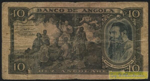 L1946, Riss - (Sie sehen ein Musterbild, nicht die angebotene Banknote)