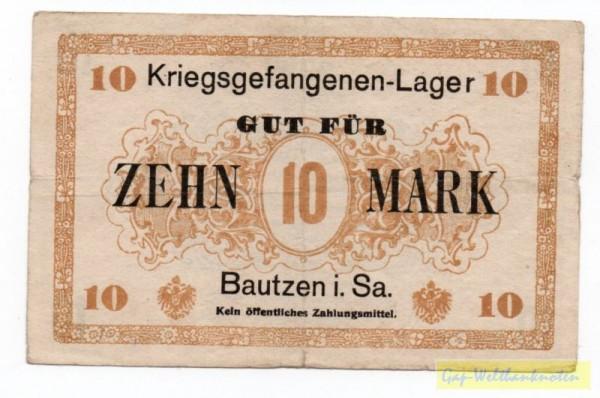 oD, ohne St. - (Sie sehen ein Musterbild, nicht die angebotene Banknote)