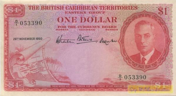 28.11.50 - (Sie sehen ein Musterbild, nicht die angebotene Banknote)