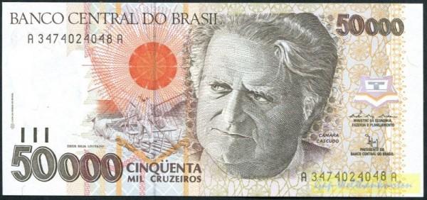 Us. 29, S. 1-6289 - (Sie sehen ein Musterbild, nicht die angebotene Banknote)