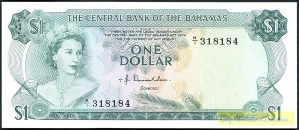 Us. Donaldson, X/z KN - (Sie sehen ein Musterbild, nicht die angebotene Banknote)