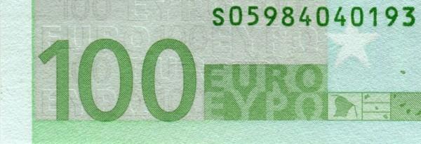 J003 - (Sie sehen ein Musterbild, nicht die angebotene Banknote)