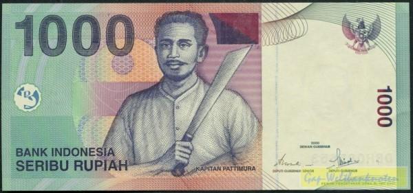2000/2000 - (Sie sehen ein Musterbild, nicht die angebotene Banknote)