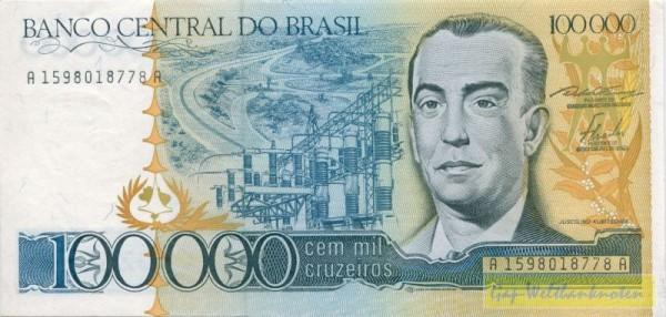Us. 23 - (Sie sehen ein Musterbild, nicht die angebotene Banknote)