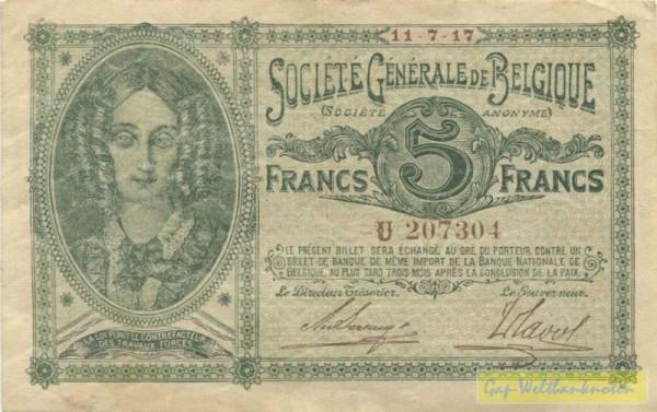 2.1.15 - 14.7.18 - (Sie sehen ein Musterbild, nicht die angebotene Banknote)