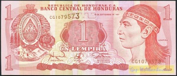 18.9.97, o. Dfa. - (Sie sehen ein Musterbild, nicht die angebotene Banknote)
