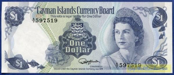 L1974, A/7 - (Sie sehen ein Musterbild, nicht die angebotene Banknote)