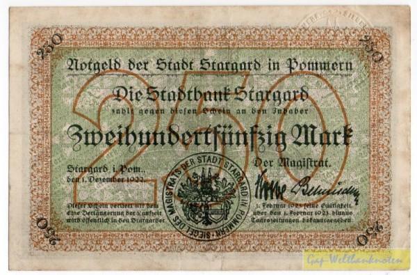 1.12.22 - (Sie sehen ein Musterbild, nicht die angebotene Banknote)
