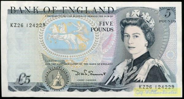 Us. Somerset, dünner Sf. - (Sie sehen ein Musterbild, nicht die angebotene Banknote)