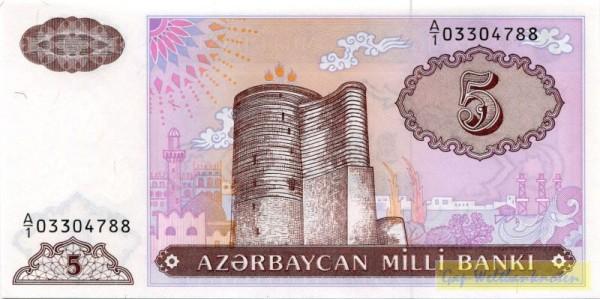 (1993) - (Sie sehen ein Musterbild, nicht die angebotene Banknote)
