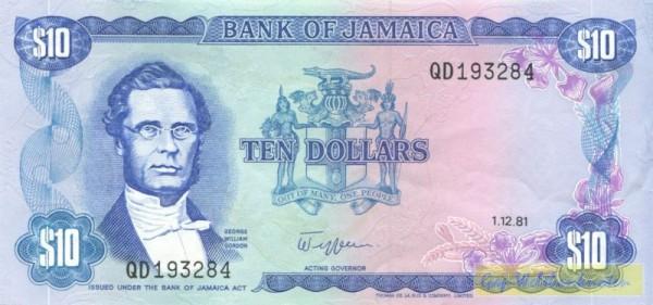 1.12.81, Us. 9 - (Sie sehen ein Musterbild, nicht die angebotene Banknote)
