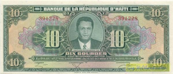 L1979, ABNC, KN - (Sie sehen ein Musterbild, nicht die angebotene Banknote)