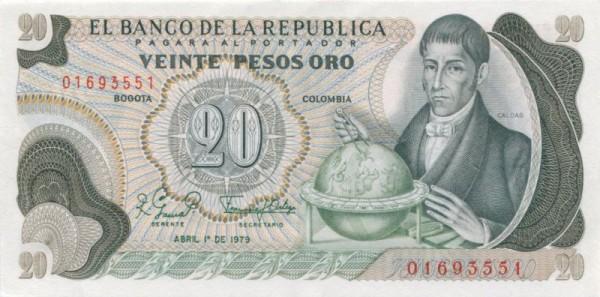 1.4.79 - (Sie sehen ein Musterbild, nicht die angebotene Banknote)